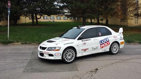 Igor Drotár vyhral Rally Sprint Šaca
