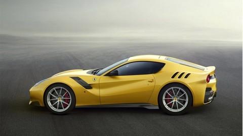 Novinka z Maranella: Ferrari F12 tdf