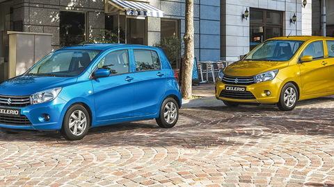 Na slovenský trh prišlo Suzuki Celerio