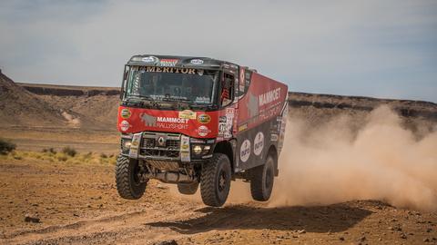Renault Trucks plní sny