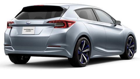 Nové Subaru Impreza pôjde aj na dva valce
