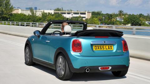 Nový MINI Cabrio príde na jar