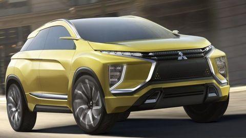 Mitsubishi vyvíja kompaktné elektrické SUV
