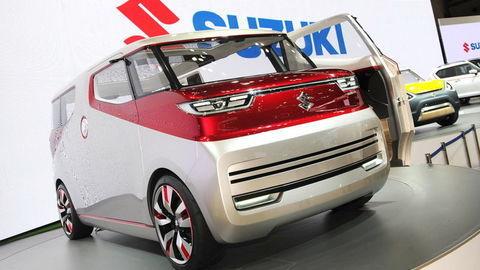 Suzuki Air Triser je štúdia budúcnosti