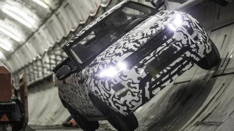 Range Rover Evoque Cabrio odhalia v utorok