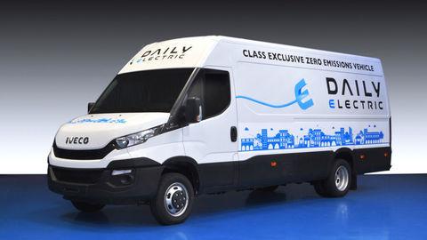 Iveco predstavilo nové Daily Electric