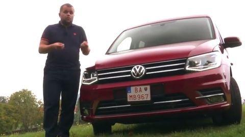Volkswagen Caddy 2.0 TDI 75 kW