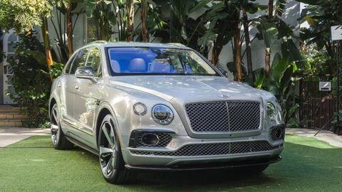 Bentley s karosériou z Bratislavy už ponúkajú v USA