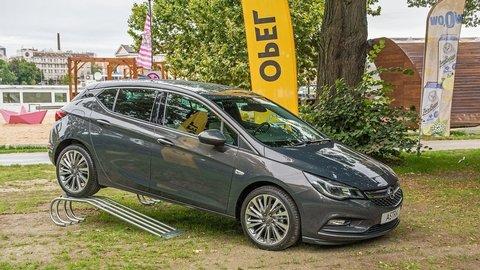 Nový Opel Astra naživo v Petržalke