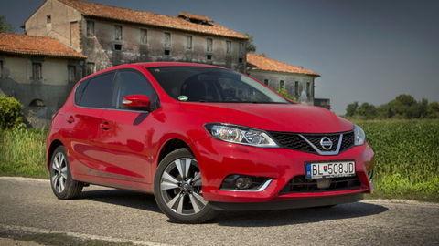 Nissan Pulsar 1.5 dCi: Výlet po taliansky 2