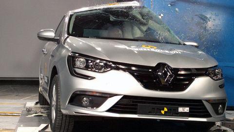 Crash-testy Euro NCAP: Sportage, Astra vs. Mégane a zaváhanie Mini