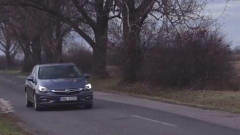 Test: Opel Astra 1.6 CDTi