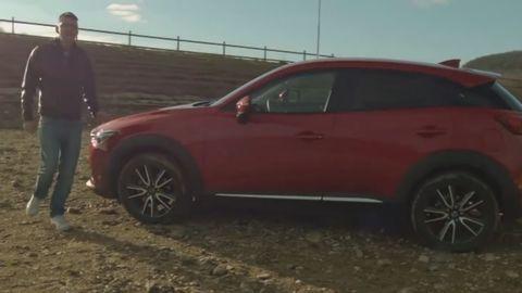 Test: Mazda CX-3