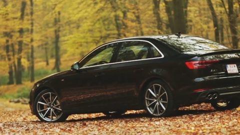 Test: Audi A4 3.0 TDi