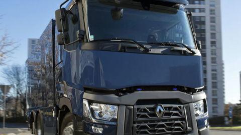 Obrnený Renault Trucks T