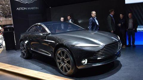Aston Martin uvažuje o továrni v Macedónsku