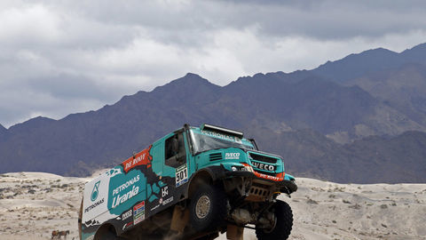 Tri kamióny Iveco v TOP 5