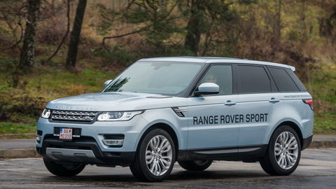 Range Rover Sport 3.0 SDV6: Posilnený aristokrat