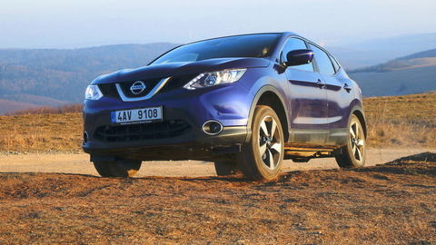 Nissan Qashqai 1,6 dCi: V mrazoch šetrí naftu aj teplo
