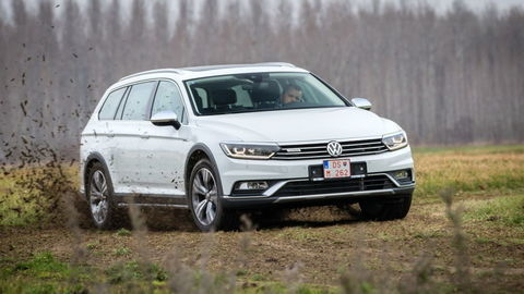 Volkswagen Passat Alltrack 2.0 BiTDI: Najschopnejší z rodiny