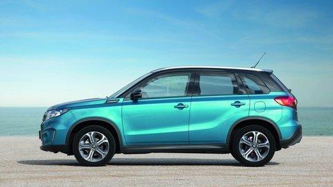 Suzuki Vitara na slovenskom trhu s cenou od 14 200 eur