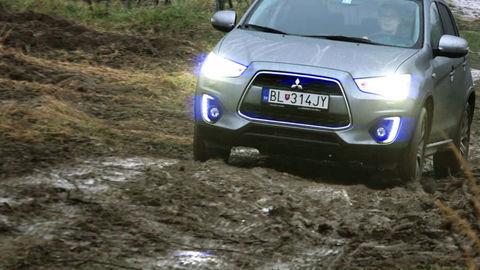 Motoring: Mitsubishi ASX sa na dôchodok nechystá