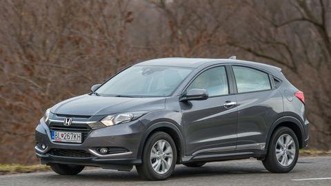 Honda HR-V 1,5 i-VTEC/1,6 i-DTEC: Benzín alebo nafta?