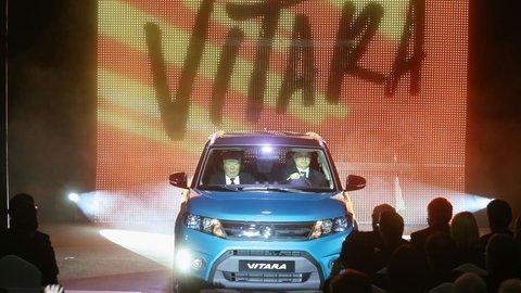 V Maďarsku začali vyrábať novú Vitaru