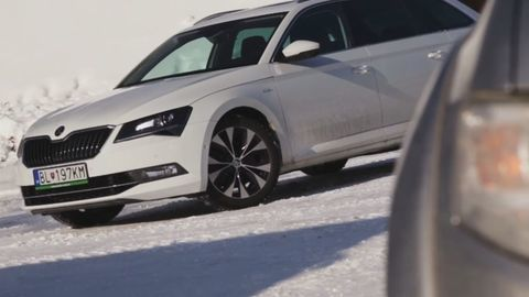 Test: Škoda Superb Combi 2.0 TSI 206 kW 4x4
