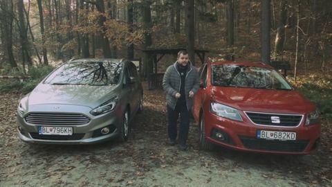 Test: SEAT Alhambra 2.0 TDI DSG
