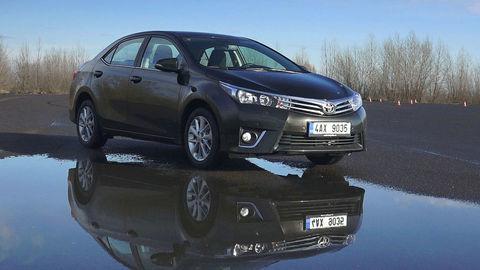 Test: Toyota Corolla