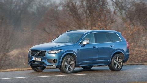 Volvo XC90 T6 AWD: Vitajte v novoveku Volva