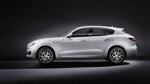Maserati sa prvýkrát vyberie do terénu