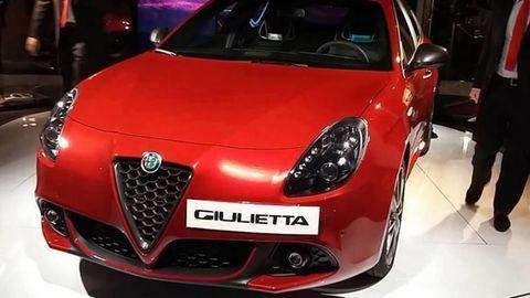 Vynovenú Alfu Giulietta spozná iba znalec