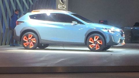 Predpremiéra: Nové Subaru XV zatiaľ ako koncept