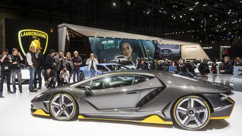 Pán Lamborghini by oslávil sté narodeniny. Darček stojí za to
