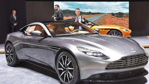 Aston Martin ide na dračku