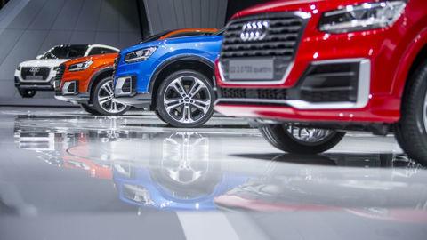 Motoring: Audi Q2, Alfa Romeo Giulia, novinky Volkswagen a múzeum Peugeot