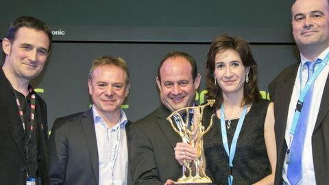 Ocenenie z JEC World 2016