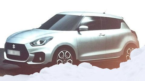 Pozrite si nové Suzuki Swift. Má byť najúspornejším malým autom