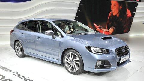 Subaru priviezlo do Európy kombi veľké ako Octavia