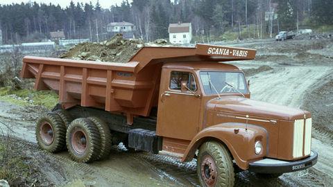 Scania slávi 125. narodeniny
