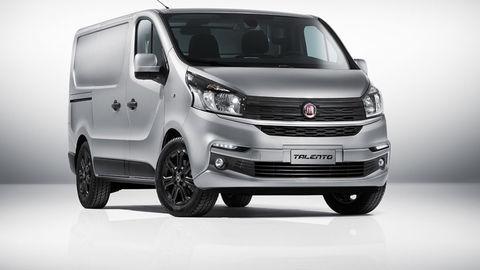 Fiat Talento nahradí dosluhujúce Scudo