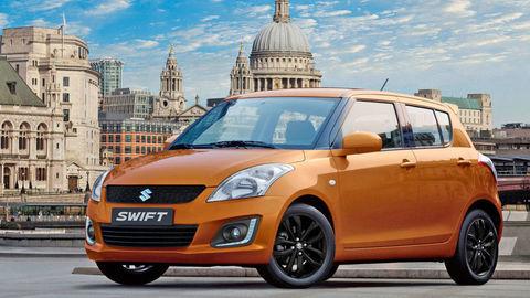Suzuki víta jar krajším Swiftom