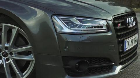 Test: Audi S8 plus