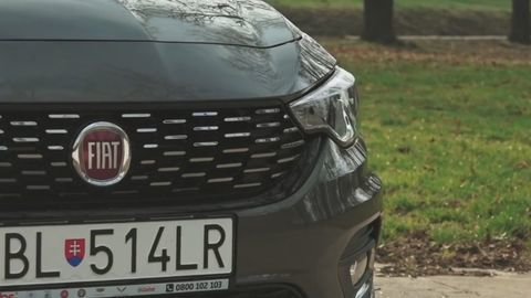 Test: Fiat Tipo 1.4
