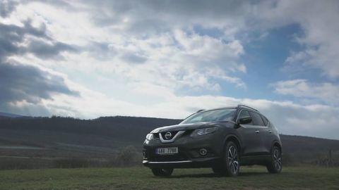 Test: Nissan X-Trail