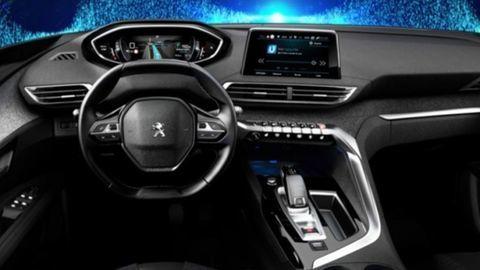 Nový Peugeot 3008 odhaľuje svoj veľkolepý interiér