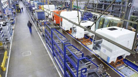 50 rokov výroby DAF vo Westerlo