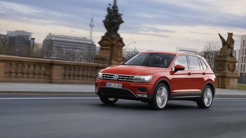 Motoring: Nálož emócii Ford Focus RS a nový Volkswagen Tiguan komfortnejší vo všetkých podobách